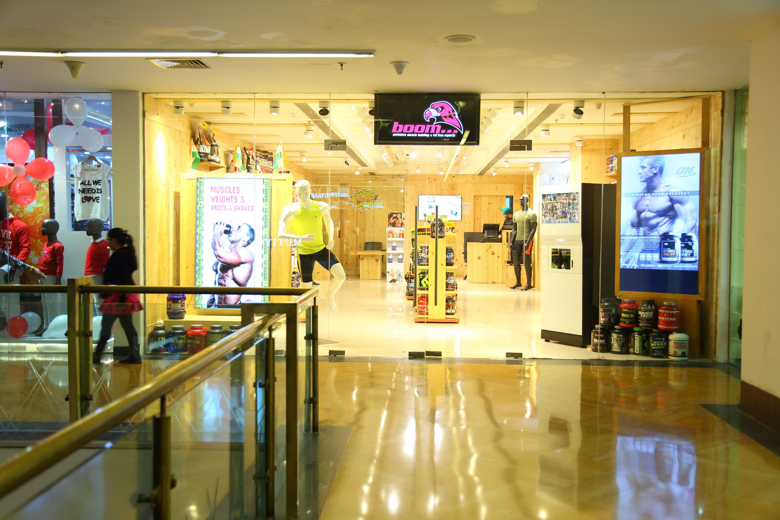 Boom Store Noida