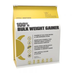 Bulk Powders Bulk Weight Gainer