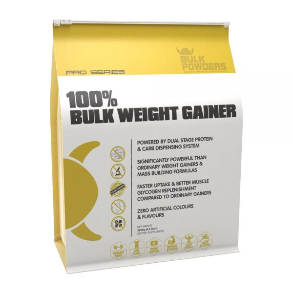 Bulk Powders Bulk Weight Gainer