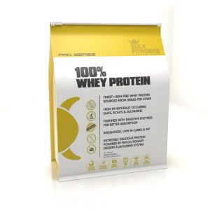 Bulk Powders 100% Whey Protein Pro Series