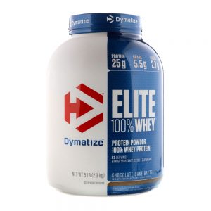 Dymatize Nutrition Elite Whey 5 lbs