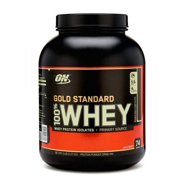 OPTIMUM NUTRITION GOLD STANDARD 100% WHEY™