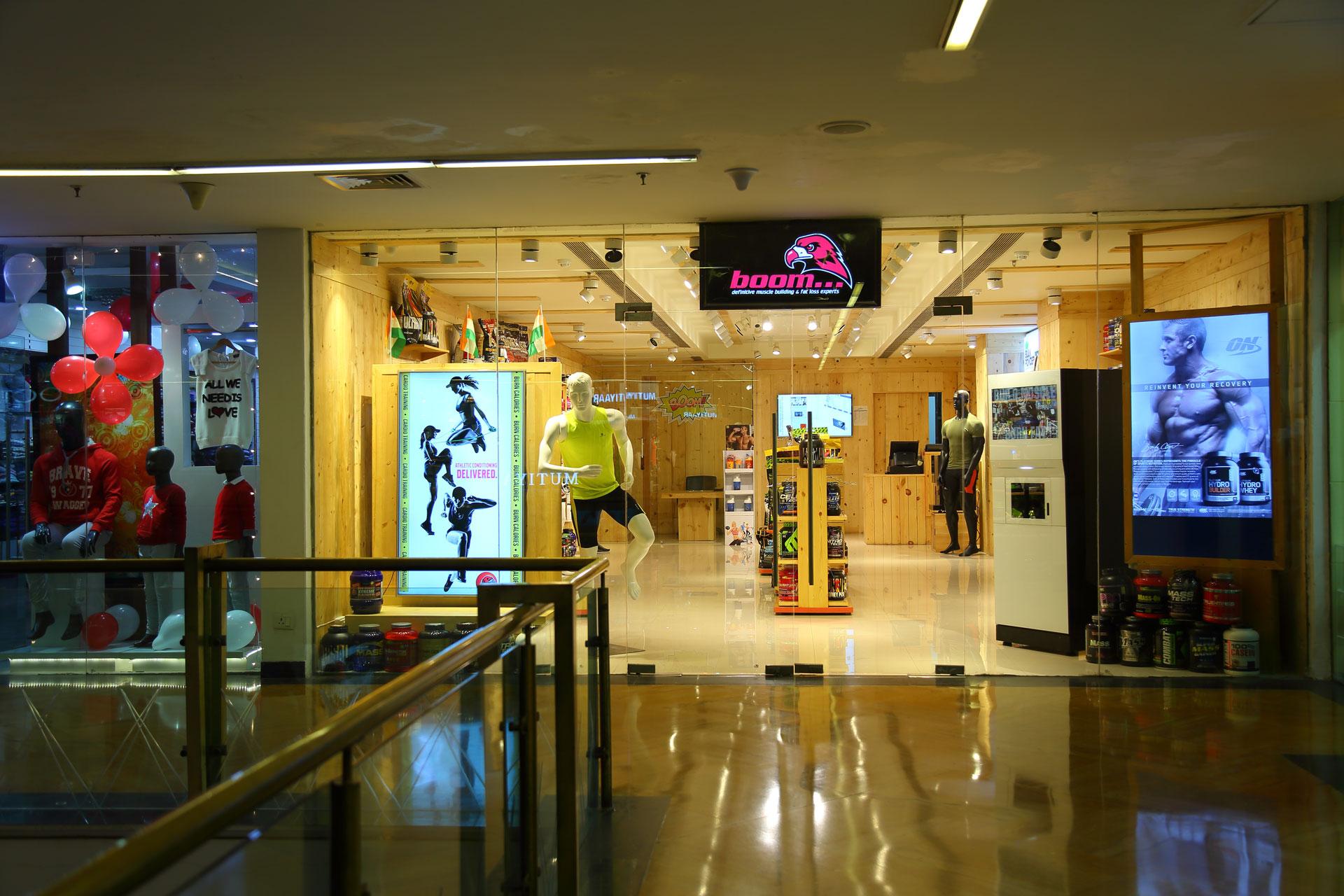 Boom Store MBD Mall