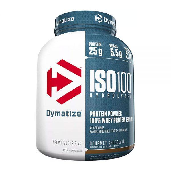 Dymatize Nutrition ISO 100 5 lbs